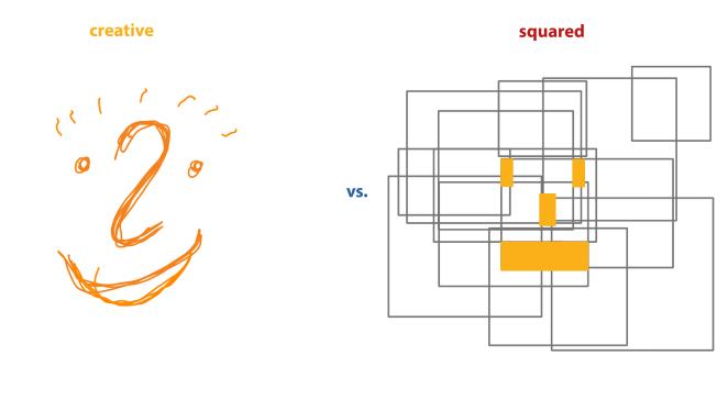 creative-vs-squared